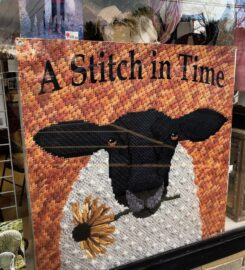 A Stitch In Time; Bethel, Connecticut