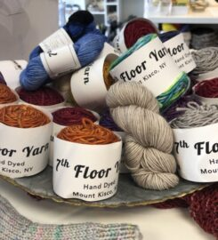 Pick Up Every Stitch; Mount Kisco, New York