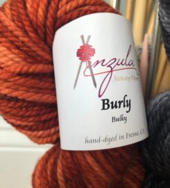 Anzula Luxury Fibers; Fresno, California