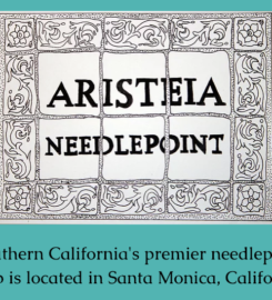 Aristeia Needlepoint, Santa Monica, California