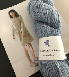 the Periwinkle Sheep